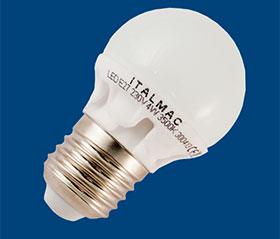 LED BULB 4w 3500 k E27 ceramic