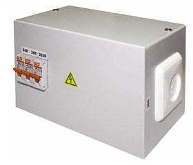 Ящик с трансформатором понижающим (ЯТП)