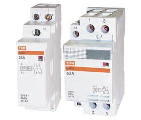 Модульные контакторы серии КМ63
