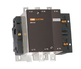 Контакторы электромагнитные серии КТН