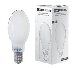 Ртутная газоразрядная лампа ДРЛ